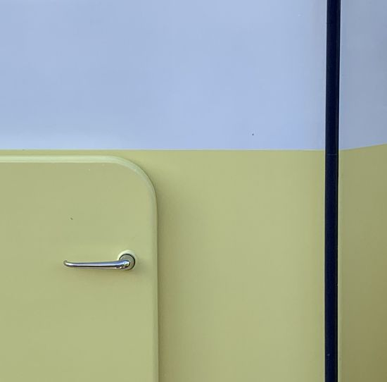 Full frame shot of vehicle door