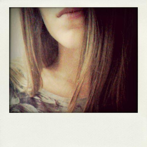 No quiero no estar a tu lado. Blonde Girl Mouth Love