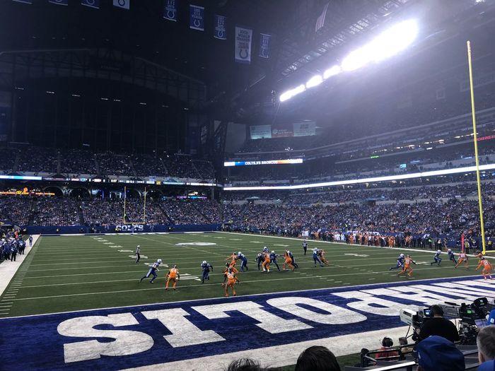 Colts game ❤️ Lucas Oil Stadium  Colts NFL Football Sport