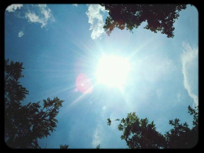 Sun & Sky!!