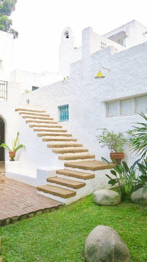Santorini Feels Museum Pintoart White White Color Architecture Interior Interior Design Outdoors