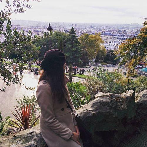 Paris est magique!! Montmatre Premierejournee Dreamimg Inparis