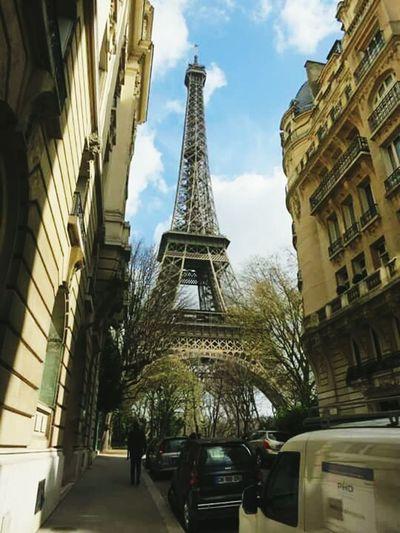 Paris Tour Eiffel Ilovetravelling  Spectacular View Pic