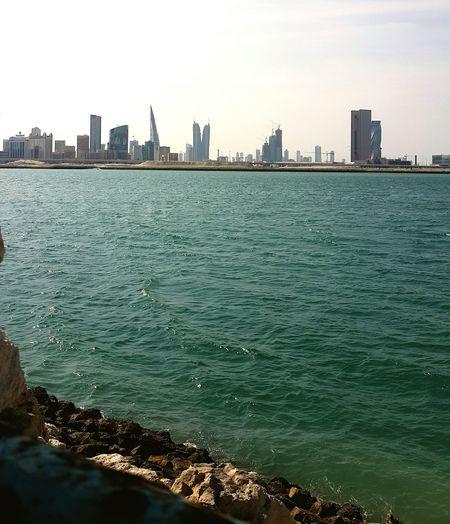 Bahrain sea Outdoors Sky Travel Destinations Clear Sky