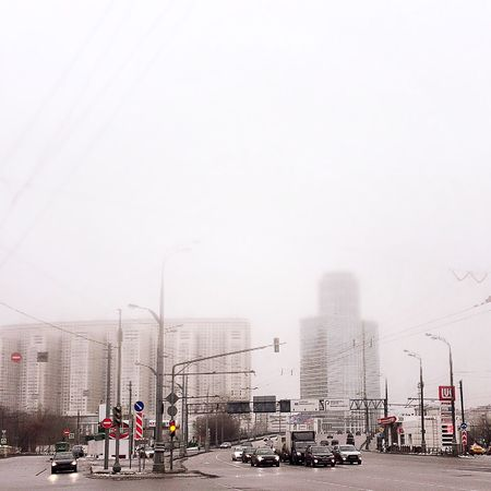 Mixstorm Foggy Day Moscow Tadaa Community