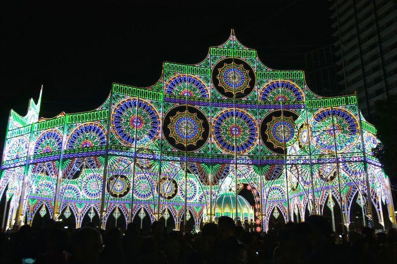 Kobe*Japan Light Light And Shadow Wonderland Wonderful Luminarie Japan Kobe 神戸
