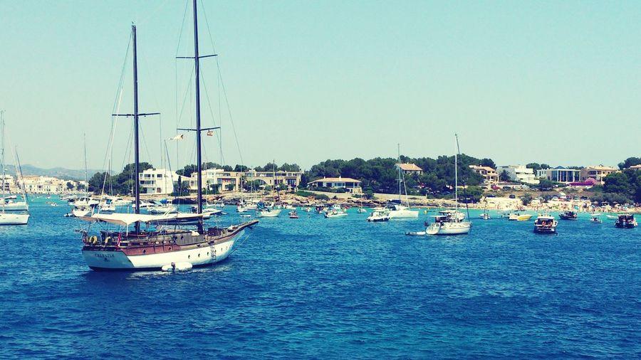 Unendliche freiheit auf den meeren Sea Ocean Boats⛵️ Hollidays Mallorca Sun Hot Day Fun Family