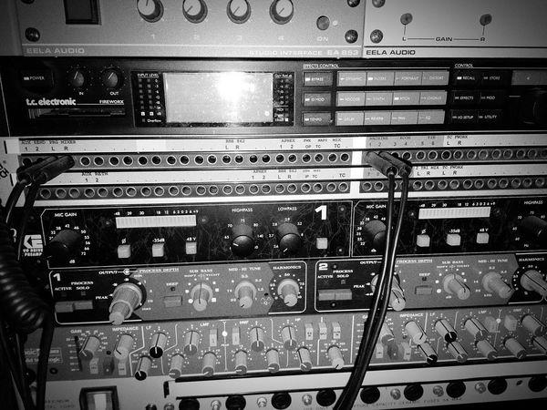 Audio Studio Audio Equipment Sound&vision