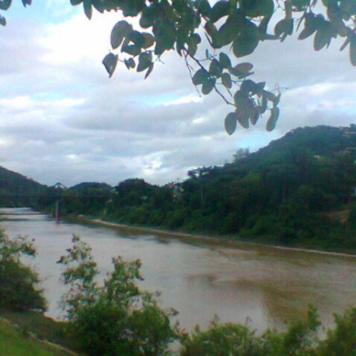 Rio ItajaíAçu Blumenau SC