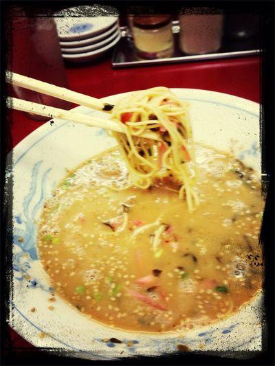 食後のラーメン☆彡 ラーメン 食後のデザート!