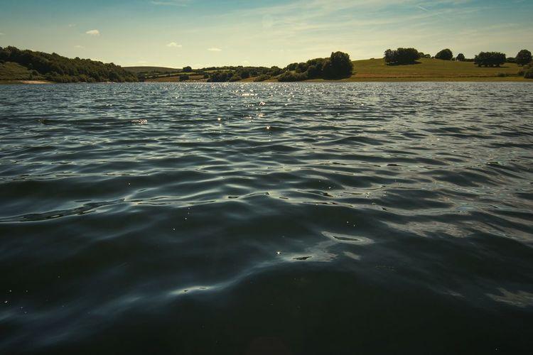 Canoeing on a beautiful fresh water lake. Lake Taking Photos Photooftheday Feelslikesummer Beauty Nature Photography Photography Quiet Moments Bestseatsinthehouse Landscape