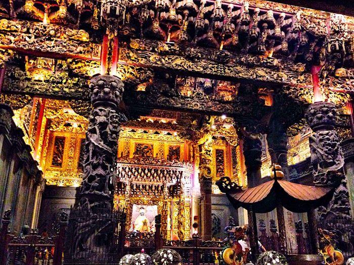 Temples Chinese 以前從不知道清水祖師廟這麼美