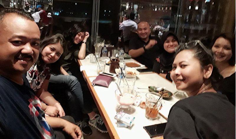 Menyambut Dape Mudik, Feb'18 Mobile Upload-Me & Friends SMP 41 Friends By ITag
