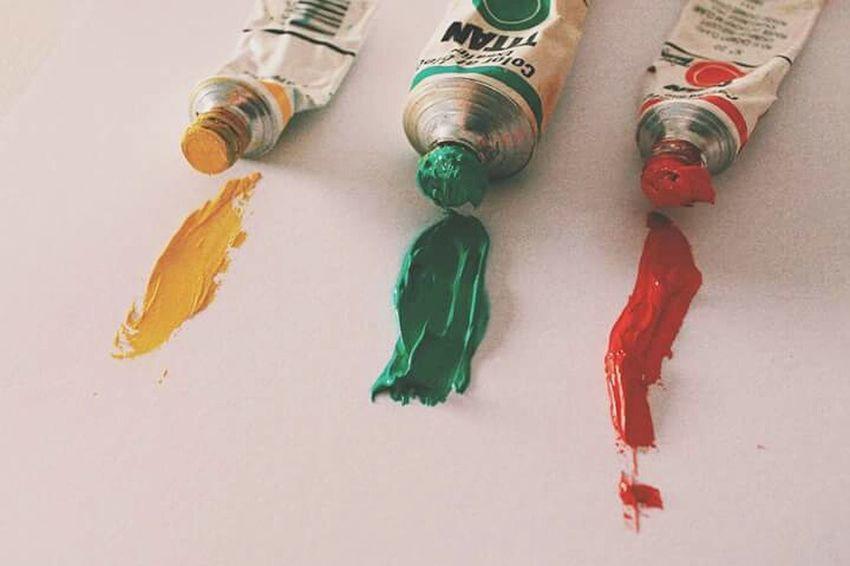 Handmade For You pintando mis futuros cuadros para exposición. Colors Love ♥ Likeforlike Cute♡ Happy Time Likeforfollowers Like4like Pintando Red Pinturas