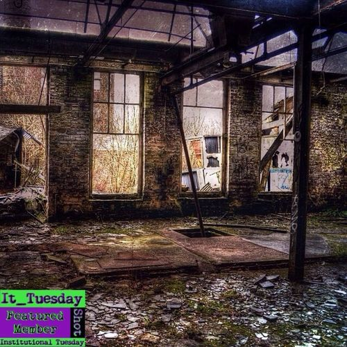 Presenting it_tuesday Feature Member deviated_instinct Congratulations! Show some love, leave a like, and visit his amazing gallery! Follow it_tuesday And tag your institutional pics #it_tuesday for your chance to be featured. Rustographer Urbanexplorer Abandoned Igrime Urbex Urbexexplorer Filth Sfx_grime Partnersingrime Flaming_rust Unitedbygrime Rustoutloud Filthyfeeds It_tuesday Grime Grime_nation Urbanexploration Discarded_butnot_forgotten Filthy Abandonment_issues Rurex Rurexexploration Findingbeautyoutofshit Abandonedchurch Filthyfamily Abandonedschool Grimey Abandonedasylum 50shadesofgrime