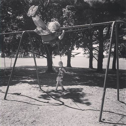 Adventurous and timidness in one photo __________________________________ Photographers Blackandwhite Bw Bw_lover Outdoors Adventure Kids Play Instagood New Igersoftheday Iger Photooftheday Photooftheweek Picoftheday Picoftheweek Follow Like Capture Amateur Beautiful Fun Summer