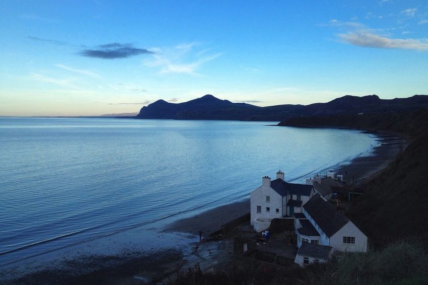 Yr Eifl - The Rivals, Nefyn. Wales Seascape Light Sky_collection Colour Of Life