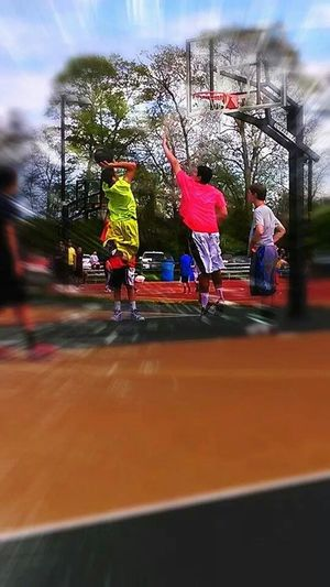 Basketball Practice High Flyer Bright Colors Thats My Boy <3