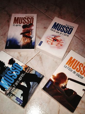 Guillaume musso addict