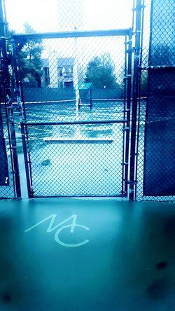 Day Wet No People Water Outdoors Recreational Pursuit Cloud - Sky Architecture Tenniscourt Tennis Club Tennislife Tennislover❤ Tennis 🎾 Tennis Courts Rainy Days Rain After Rain After Rain View After Raining