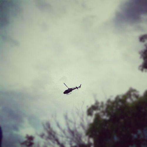 Eu, Tu, Helicóptero...