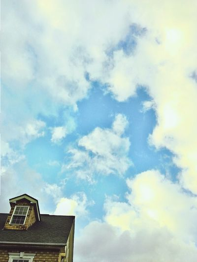 Cloud - Sky Low Angle View Outdoors Day Nature Sky