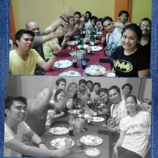 Music team Busog  haha,.  thanks balunan family God bless