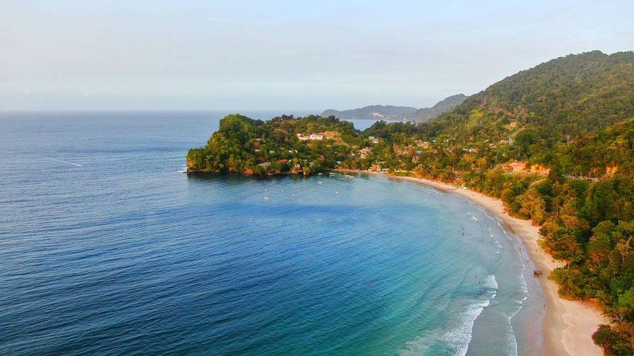 Photo taken in Las Cuevas, Trinidad And Tobago