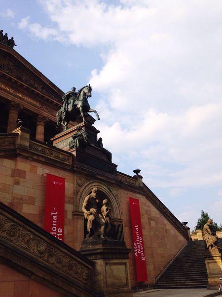 Museum Museum Island Berlin Traveling Architecture