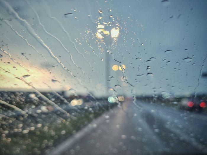 rain Oneplus6