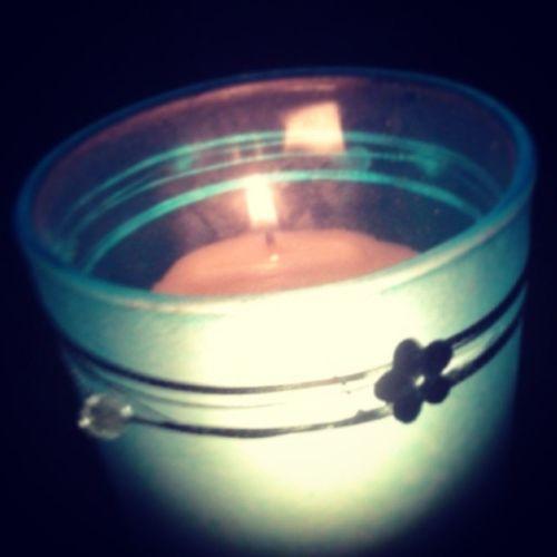 Pretty candle :3