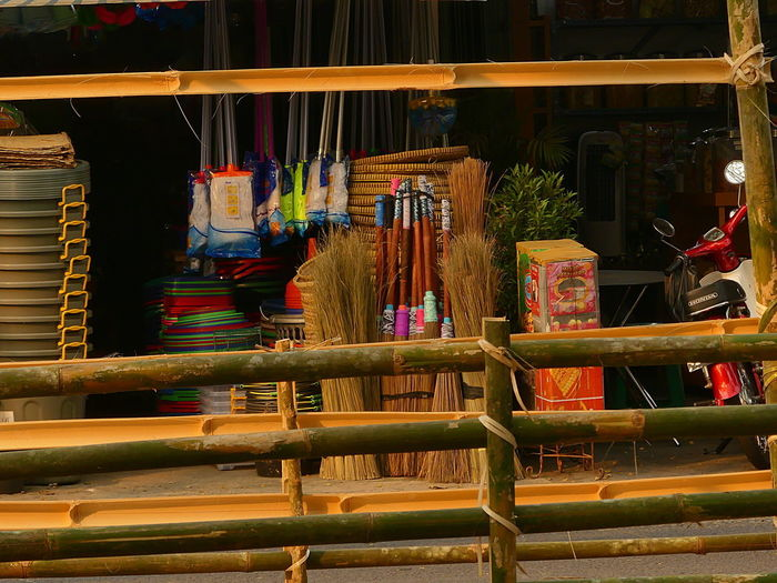 Street Household Seller Street Sellers Street View Abundance Architecture Arrangement Art And Craft Built Structure Business Choice Collection For Sale Golden Hour Photography Golden Sunrays Hanging Indoors  Industry Large Group Of Objects Multi Colored No People Retail  Stack Textile Variation Wood - Material