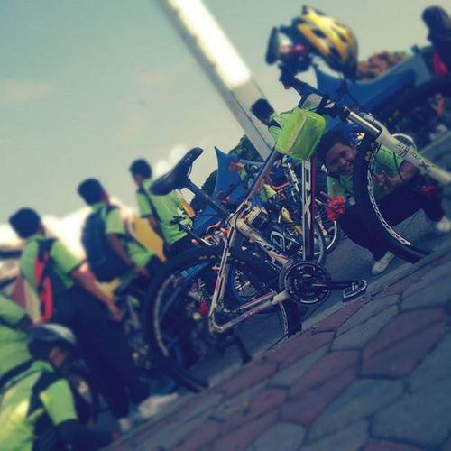 Cycling Cyclist Kayuh 🚴
