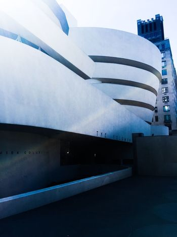 Museum Guggenheim Architecture Built Structure Building Exterior Low Angle View No People Modern City Close-up Indoors  Day Architecture And Art Architectural Design Low Angle View Skylight Geometric Shape Pattern Architecture Manhattan New York Exterior Cityscape Street Photography Urbanphotography