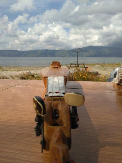 hasapi Nature Day Outdoors Water Music Culture Batak Toba