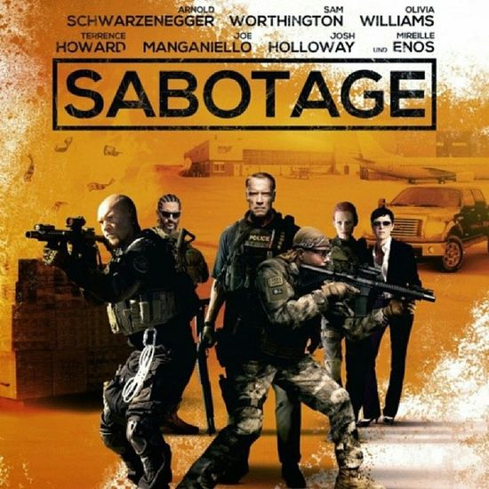 Private Screening of Sabotage TheNOW