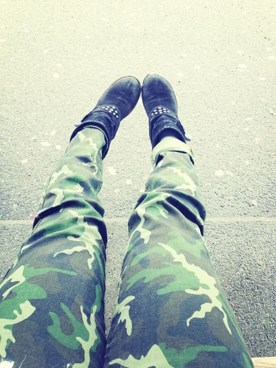 Got this fabolous jeans and boots! ❤