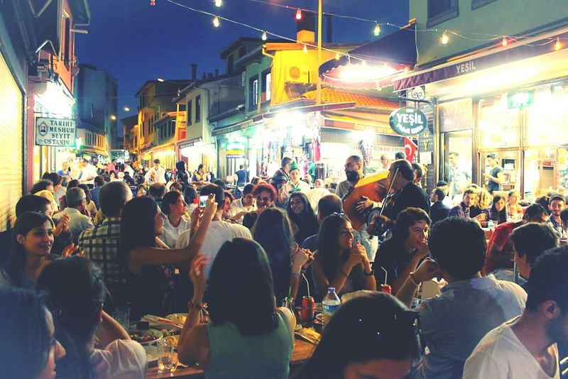 Turkey Bursa Turkishmeal Good Times Evening Music Yesilpide Withmyfriend Feelinghungry Under Pressure