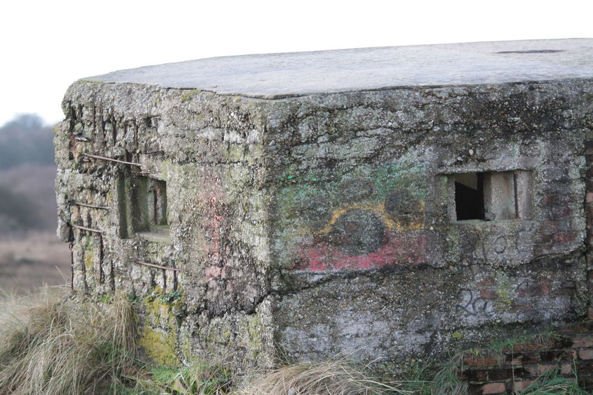 PILLBOX Defences War