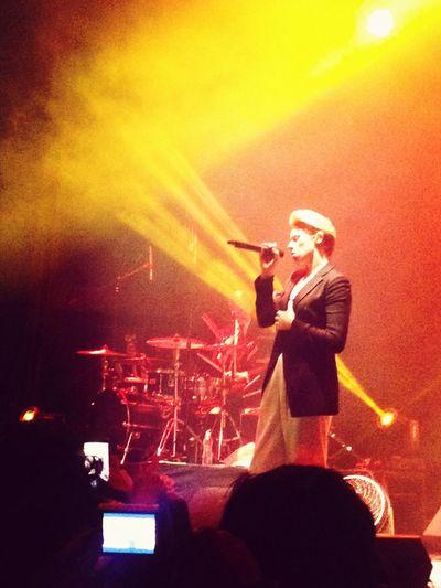 Laroux Mexico, D.F. Electropop Concert