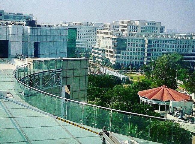 Sushamita MyClick Mobile Mobilephotography Instapic Instaclick Aerialphotography Photographers Photographs Photography Aerial View Photo Blue Sky Commercial Area India