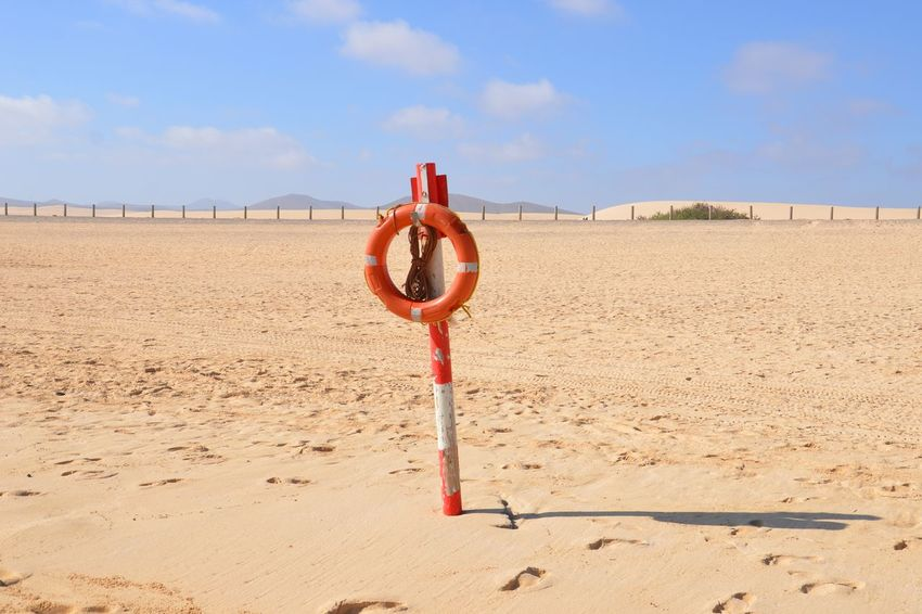 Sand Dunes Corralejo Fuerteventura Sand Beach Sky Day Outdoors Cloud - Sky No People Nature