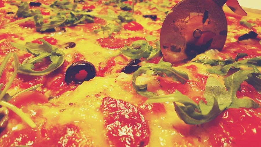Pizza Time Pizza Home Sweet Home Hummmm :)  First Eyeem Photo