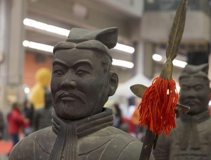 Terracotta Army Terracotta Soldiers Terracotta Warriors Chinese Chinese Warrior Day Festivaldelloriente Oriental Oriente Sculpture Statue Terracotta