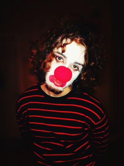 The Sad Clown Clown Sad Sad & Lonely Sad Clown  Costume People Clowning Around Portrait Of A Clown