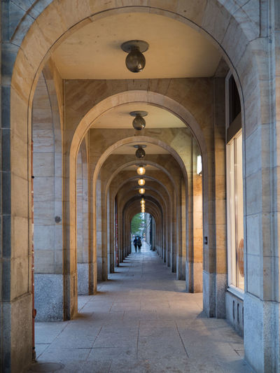 Recursive Arches The Way Forward Architecture Direction Built Structure Arch Building Arcade Diminishing Perspective In A Row Day Architectural Column The Past Recursion
