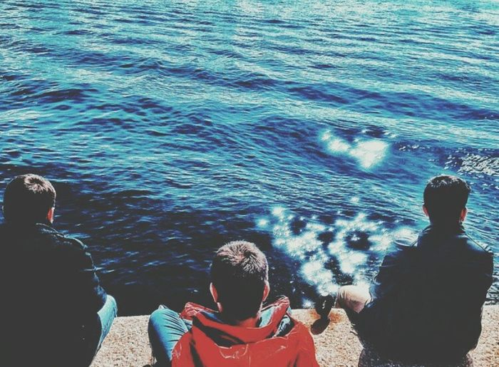 Friends in Oslo's afternoon... The Moment - 2015 EyeEm Awards Capture The Moment Friends Traveling Travel Oslo Norway