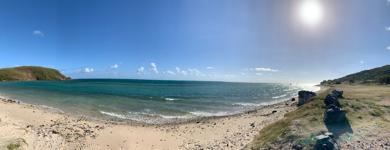 Panorama Plage Nouville Iphonexsmax Landscapes Panoramic Views New Caledonia