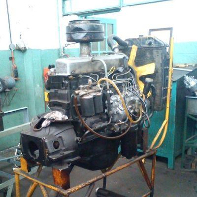 Motor Mercedesbenz 1114