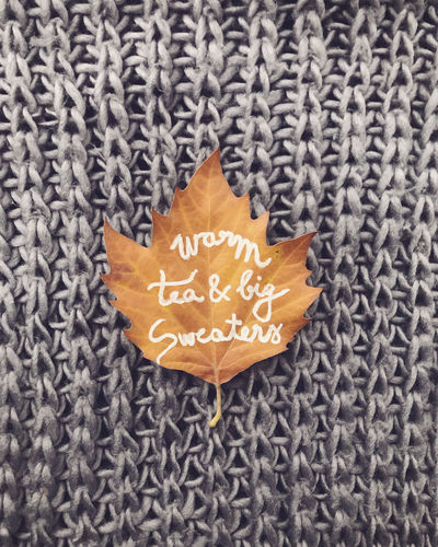 Leaf Textile